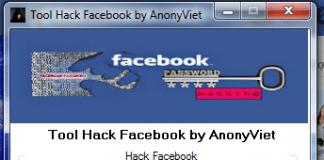 Tool Troll bạn bè Fake Hack Facebook 2