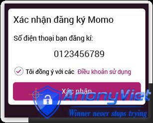 1 1 - Hướng dẫn nhận 130k với ví MOMO