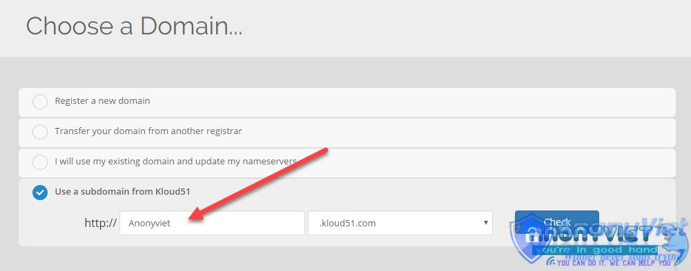 1 4 - Đăng ký Hosting Unlimited Miễn phí 1 tháng
