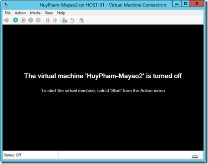 11 thumb2 - Tạo một template máy ảo trong Hyper-V