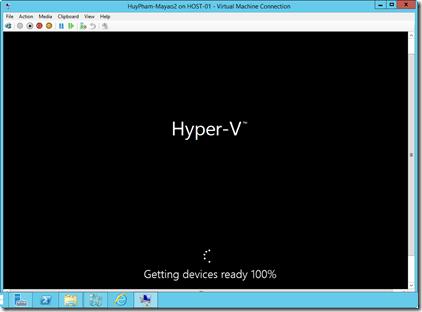12 thumb1 - Tạo một template máy ảo trong Hyper-V