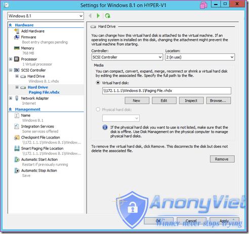 14 thumb1 1 - Hyper-V Replica – Tối ưu hóa quá trình Replication - Windows Server 2012 R2