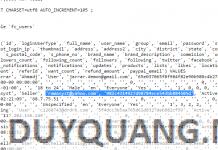 Hướng dẫn hack Email bằng Google Dork 6