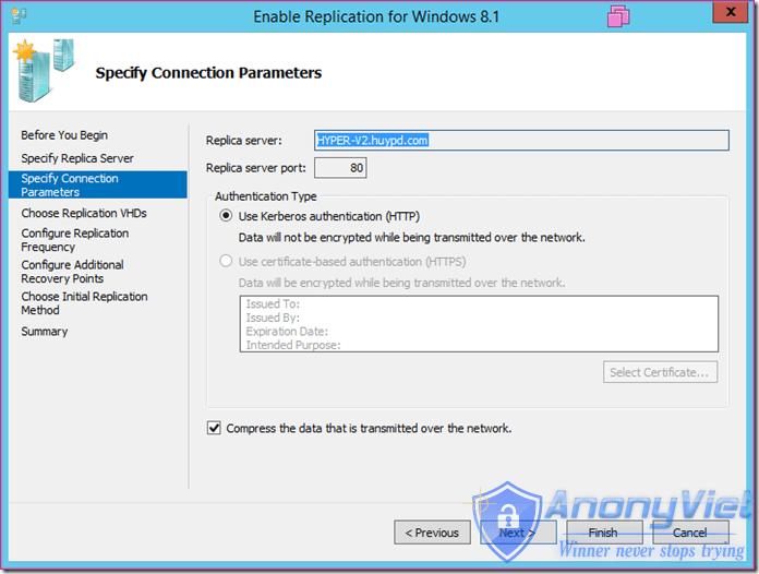 25 thumb1 - Hyper-V Replica – Tối ưu hóa quá trình Replication - Windows Server 2012 R2