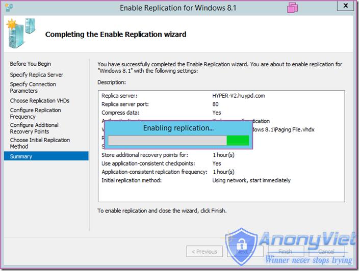 30 thumb1 - Hyper-V Replica – Tối ưu hóa quá trình Replication - Windows Server 2012 R2