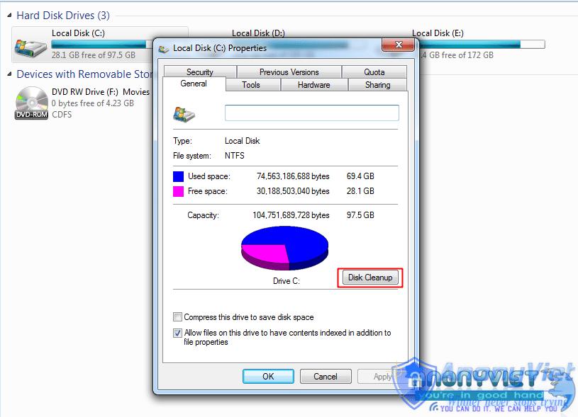 5 4 - 15 Cách nhanh chóng Tăng tốc máy tính 2016