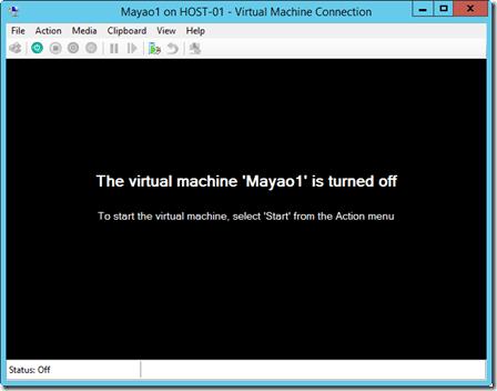 6 thumb5 - Tạo một template máy ảo trong Hyper-V