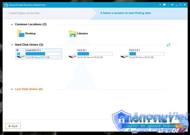 8 1476688477842 - Hướng dẫn khôi phục lại dữ liệu khi bị xóa hoặc Format
