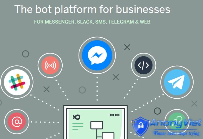 Capture - 5 Cách giúp tự tạo Bot Facebook Messenger không cần lập trình