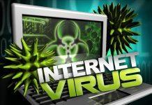 Tạo Virus nguy hiểm Tắt Internet vĩnh viễn bằng Notepad 2
