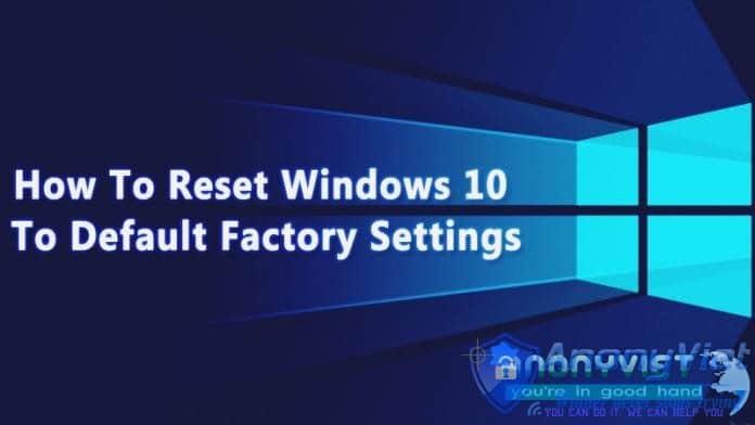 RESET Your PC - 15 Cách nhanh chóng Tăng tốc máy tính 2016