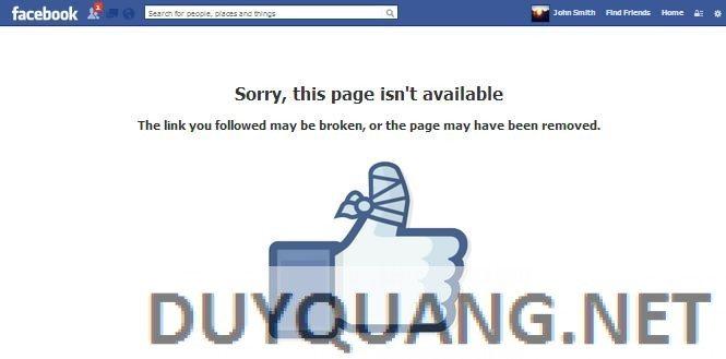 b3 - Tut RIP Facebook mạo danh xuyên Veri 2016