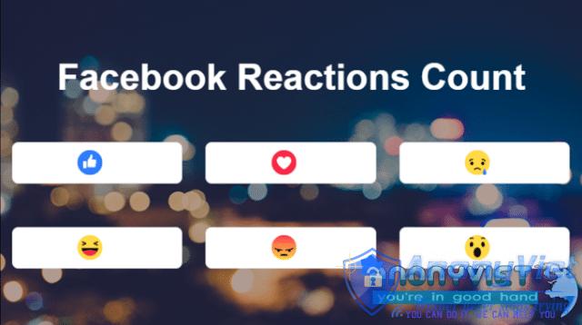 facebook reactions count 680x380 1 - Hướng dẫn Live Stream Thống Kê Tương Tác trên Facebook
