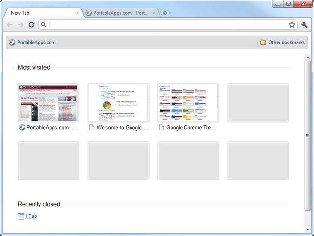 googlechromeportable 1476182955708 - Google Chrome không còn ngốn Ram trong phiên bản mới