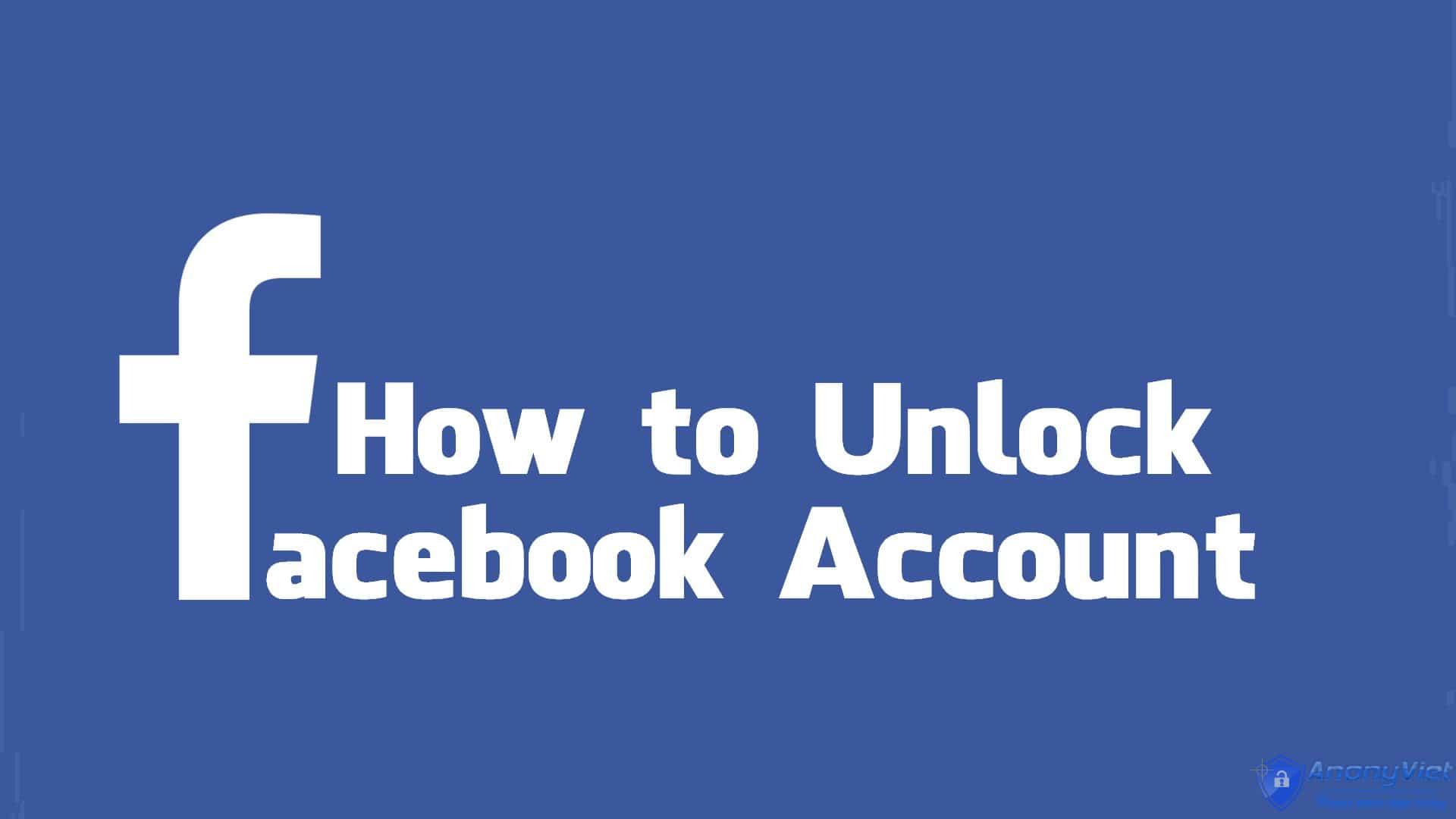 Unlock Facebook Bị Checkpoint 13T,14T