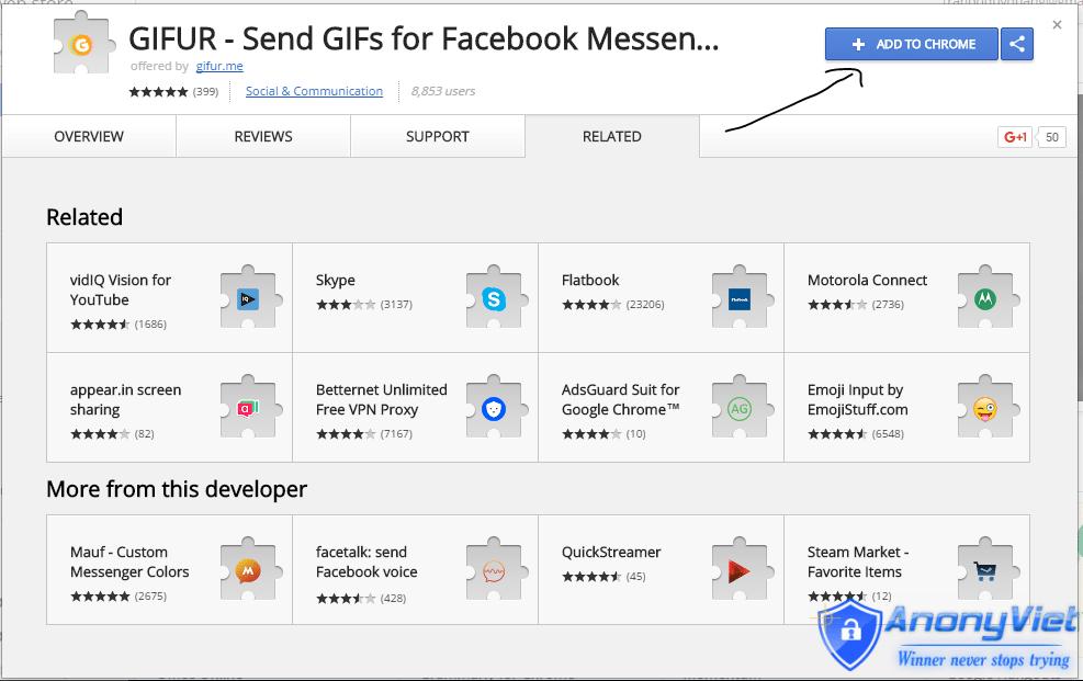 xxx - Hướng dẫn thêm Sticker Rồng Piakchu vào Facebook Messenger