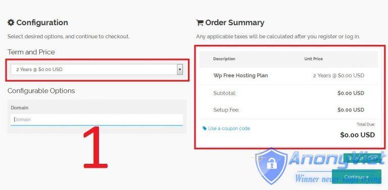 Đăng ký Host 2 năm miễn phí có SSD và DDOS Protection 28