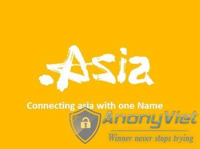 Hướng dẫn Đăng ký Domain .Asia miễn phí 6