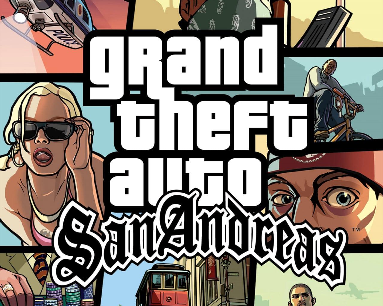 Tải GTA San Andreas bản gốc full âm thanh 4
