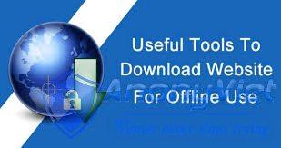 Cách sử dụng HTTrack để download toàn bộ website 4