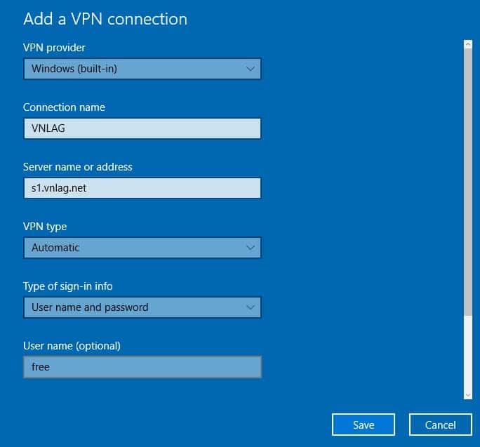 Tăng Tốc Internet để chơi Game với VPN 85