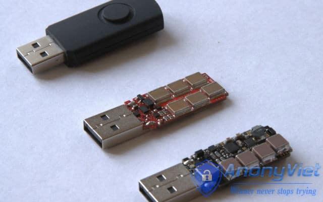 """Phục Hồi Dữ Liệu Bị """"Virus Ăn Mất"""" trên USB 1"""