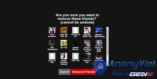 8 1488070028084 1 - Xóa tất cả bạn bè Facebook trong 2s