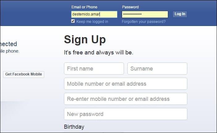 Xóa toàn bộ tin nhắn Facebook bằng 1 cú click