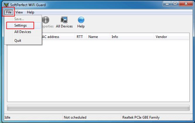 Kick Off Other Devices 2 2 - Hướng dẫn Chặn các thiết bị lạ kết nối đến Wifi của bạn