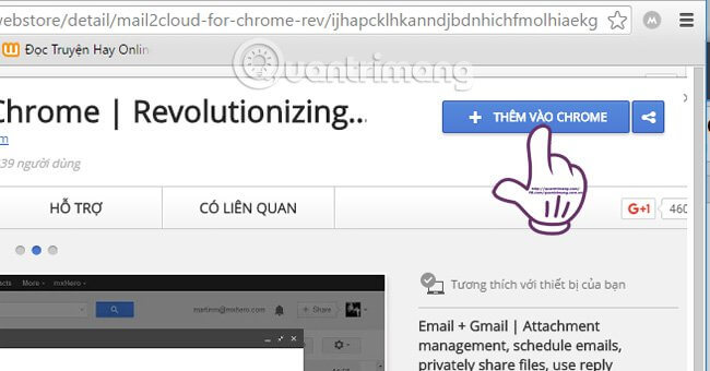 Cách gửi email tự hủy