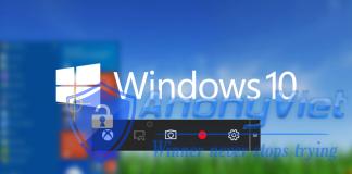Quay màn hình trên Windows 10 không cần phần mềm 1