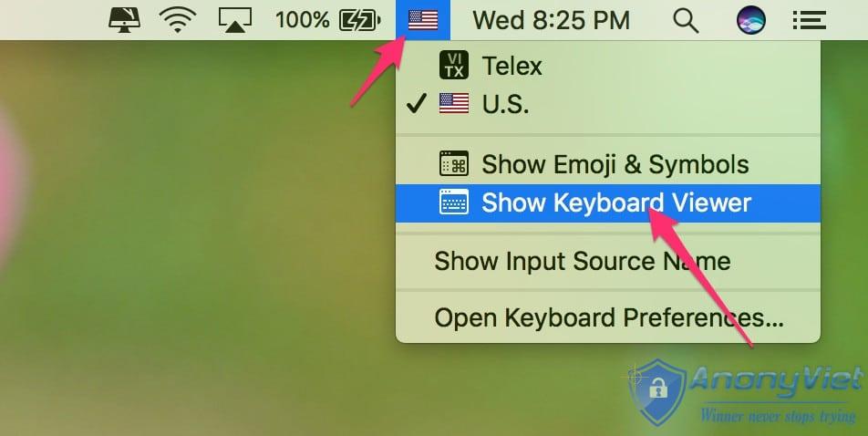 ban phim ao mac 2 - Kích hoạt bàn phím ảo trên máy tính của bạn