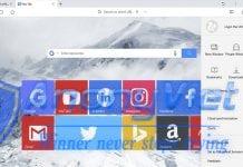 UC Browser trình duyệt nên dùng cho Windows 10 2
