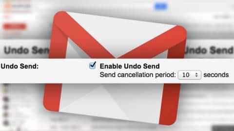 Hướng dẫn lấy lại Email đã gửi trong Gmail 1