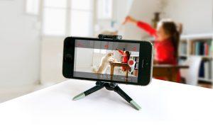 Sử Dụng Điện Thoại Cũ Làm Camera An Ninh 7