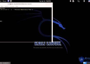 WiFiPhisher – Phishing mật khẩu WIFI bằng Kali linux