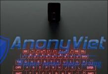 Kích hoạt bàn phím ảo trên máy tính của bạn 1