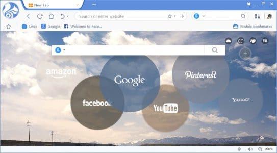uc browser 007 - UC Browser trình duyệt nên dùng cho Windows 10