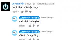 Hướng dẫn viết chữ in đậm, in nghiêng, gạch ngang trong bình luận Youtube 4