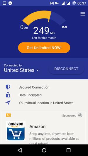 Làm thế nào để sử dụng Internet mà không lộ danh tính trên smartphone 23