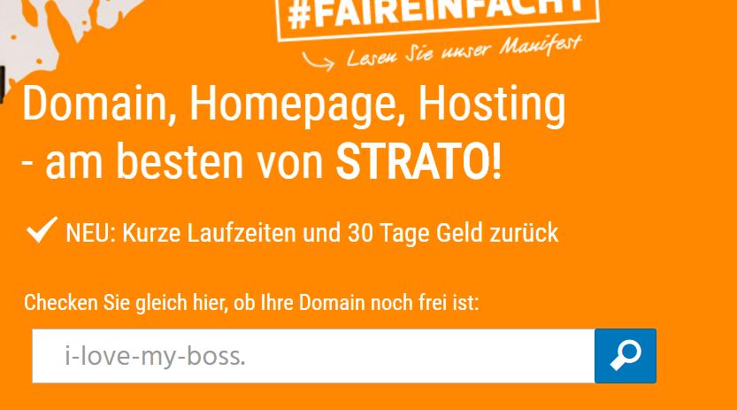 Đăng ký miễn phí Domain (.com, .net, .biz,...) và Hosting Unlimited
