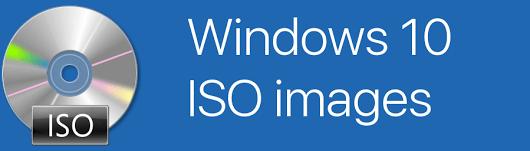 Windows iso images logo banner - Link Download bản Update Windows 10 Creators Update RTM Build 15063