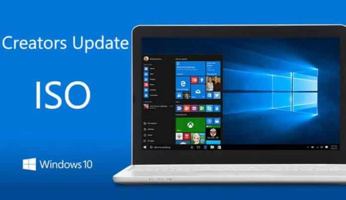 Link Download bản Update Windows 10 Creators Update RTM Build 15063 2