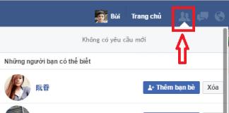 Cách kiểm tra xem đứa nào không thèm Kết Bạn với Bạn trên Facebook 2