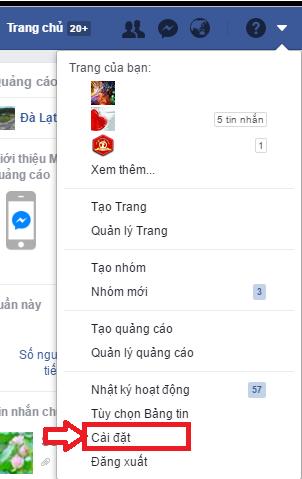 Tut Khóa Facebook ẩn danh tài khoản 7 ngày 2