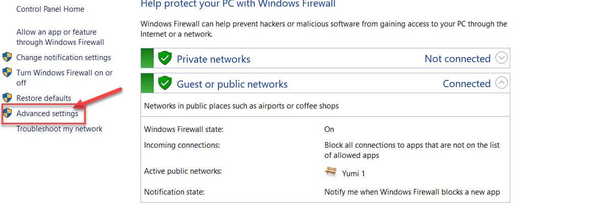 fw2 - Hướng dẫn cách phòng tránh Ransomware WannaCry chi tiết nhất