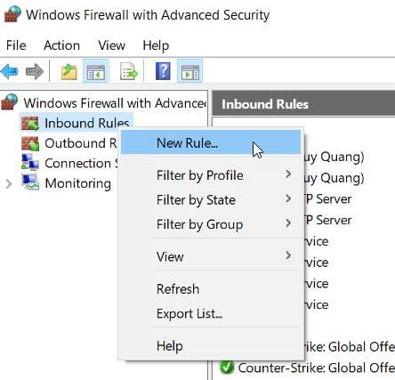 fw3 - Hướng dẫn cách phòng tránh Ransomware WannaCry chi tiết nhất