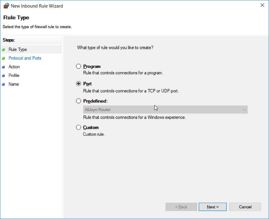 fw4 - Hướng dẫn cách phòng tránh Ransomware WannaCry chi tiết nhất