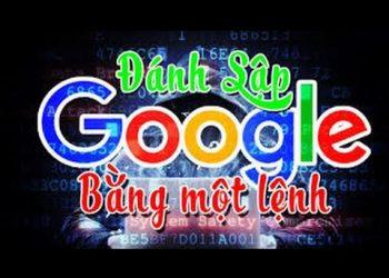 AnonyViet đã làm sập Google như thế nào?