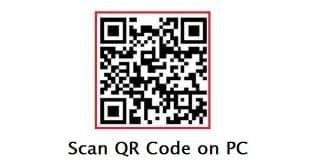 Quét và tạo QR Code trực tiếp trên máy tính chưa đầy 2s 3